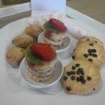 Gluten free cakes on Sapphire Princess | Gluten Free Horizons