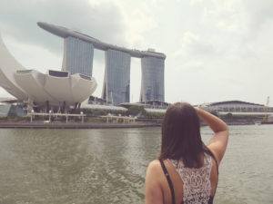 View of Marina Bay Sands | Gluten Free Horizons