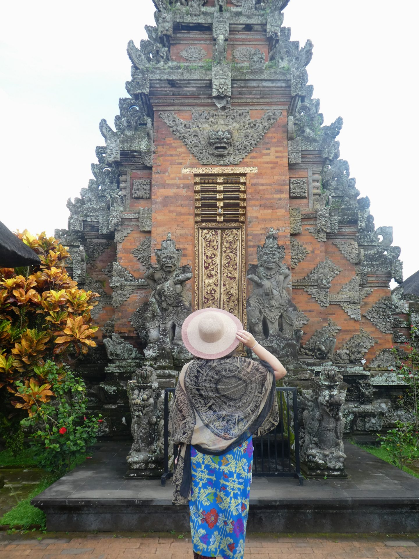 Temple   Photo Diary: Our Day in Bali   Gluten Free Horizons