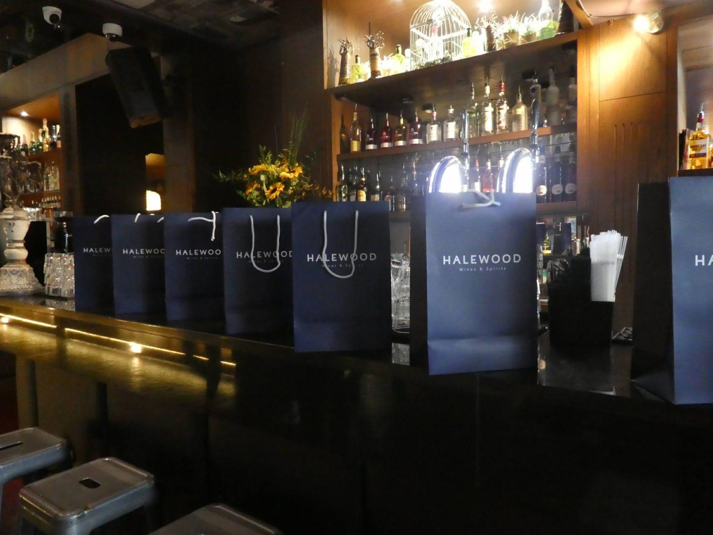Cocktail Competition at Alma De Cuba - Halewood Goodie Bags