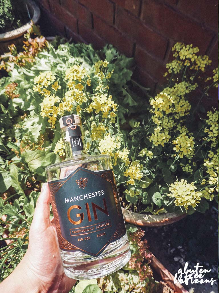 Fancy a taste of the North? Manchester GIn is gluten free and local!