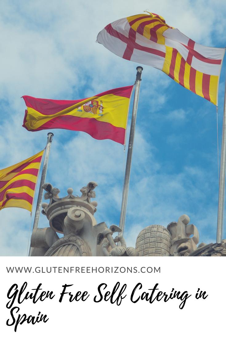 Gluten Free Self Catering in Spain |