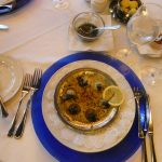 Eating Gluten Free on Marella Cruises - Sirocco's garlic snails