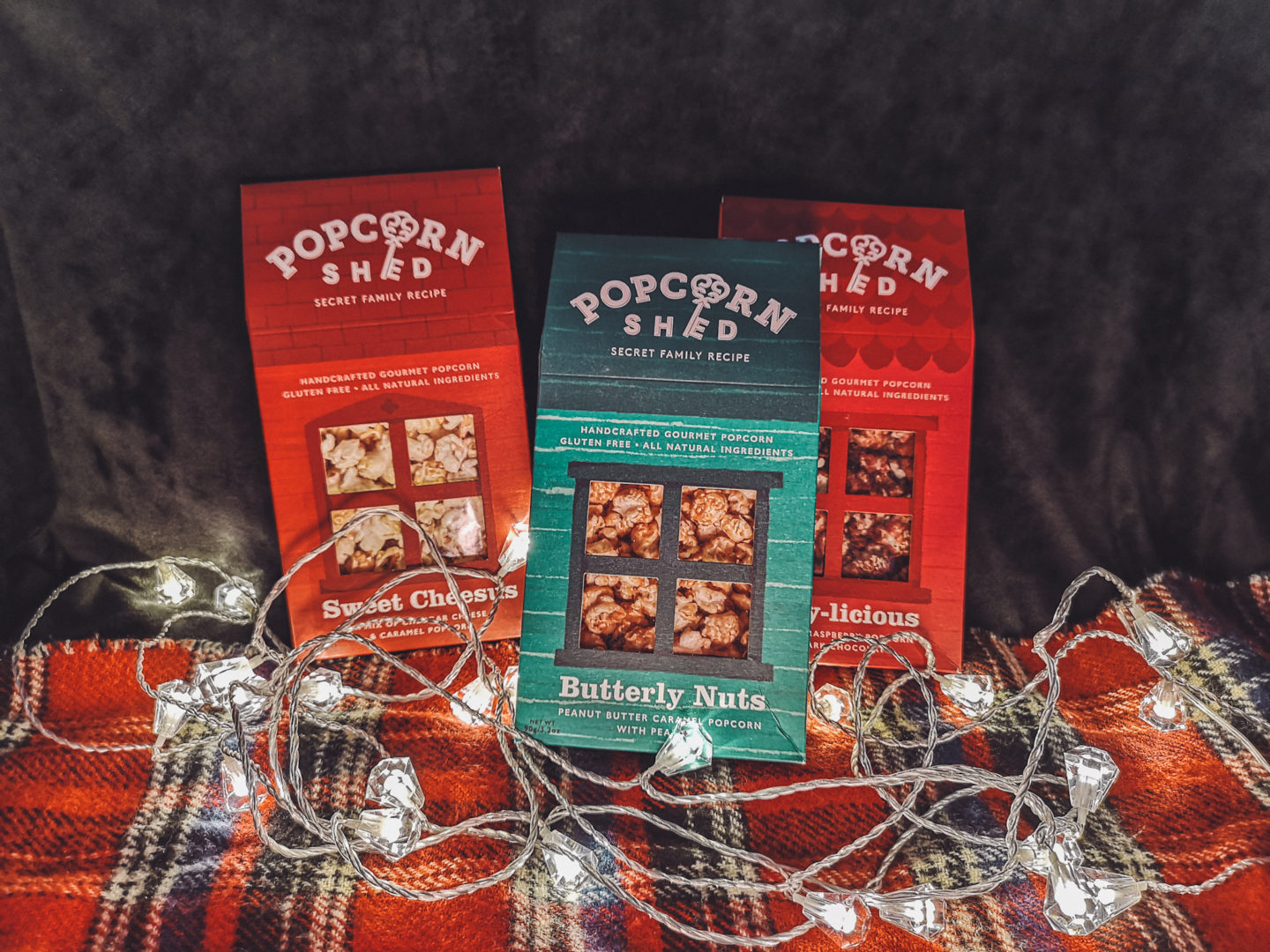 The Popcorn Shed Review - Gluten Free Gift Guide