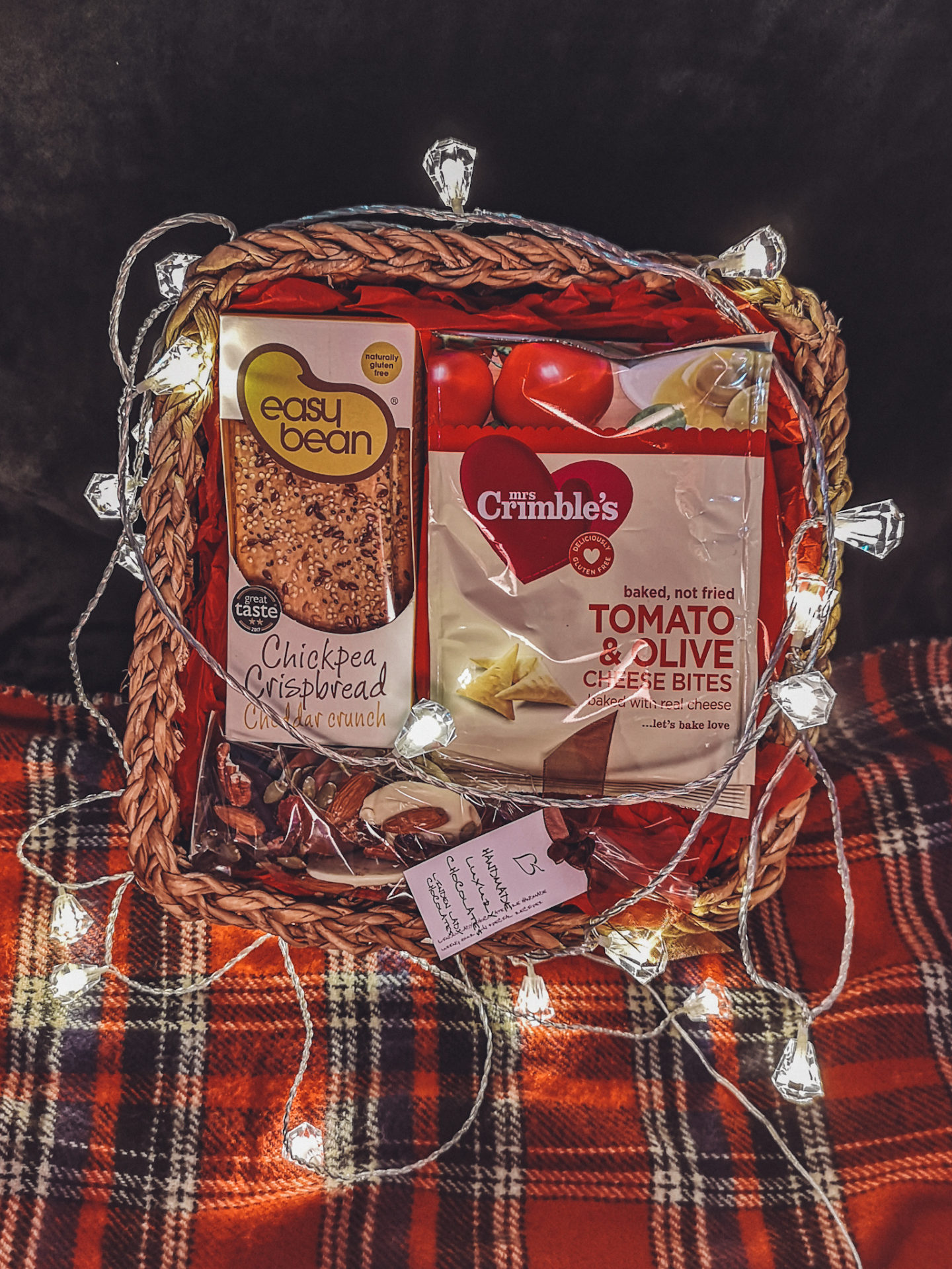 Appleyard London Gluten Free food Hamper - Gluten Free Gift Guide